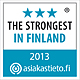 The Strongest in Finland 2013